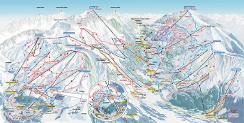 Das neue Traumpaar der Schweiz:  Arosa - Lenzerheide