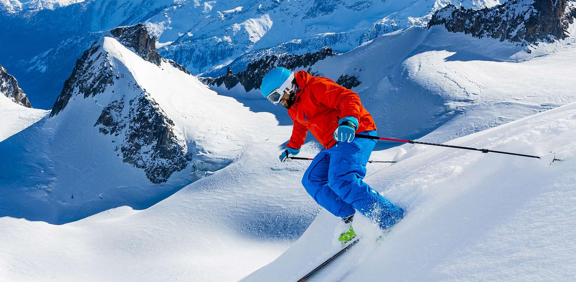 Skireisen Winterreisen